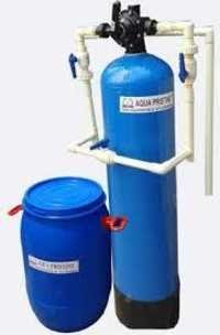 Frp Water Softener Plant