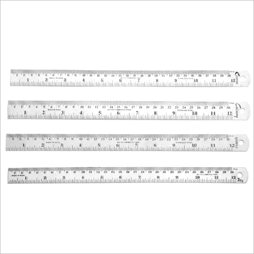 30 CM Steel Scales