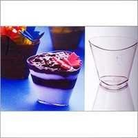 Plastic Triangular Bowl (175 ml) PS 2