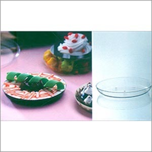 Plastic Plate (150 ml) PS 12
