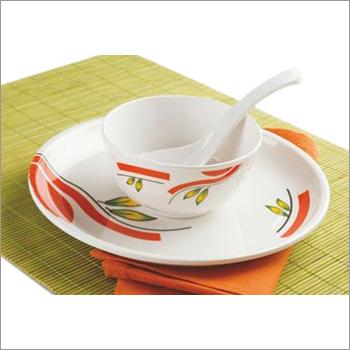 Melamine and Plastic Dinner Plate