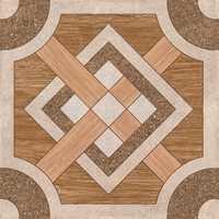 Antique Wooden Digital Floor Tiles For Hotels