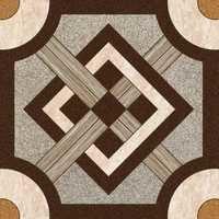 Brown Wooden Digital Floor Tiles