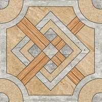 Classic Vintage Wooden Digital Floor Tiles