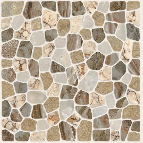 Fancy Multi Combination Digital Floor Tiles