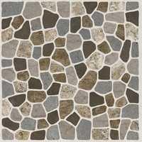 Grey Combination Digital Floor Tiles
