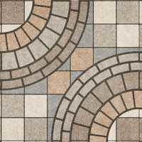 Interior Digital Floor Tiles
