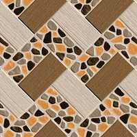 Vintage Digital Wood Tile