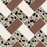 Colorful Vintage Ceramic Floor Tiles