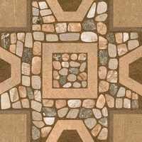 Dark Ocean Pebble Floor Tiles