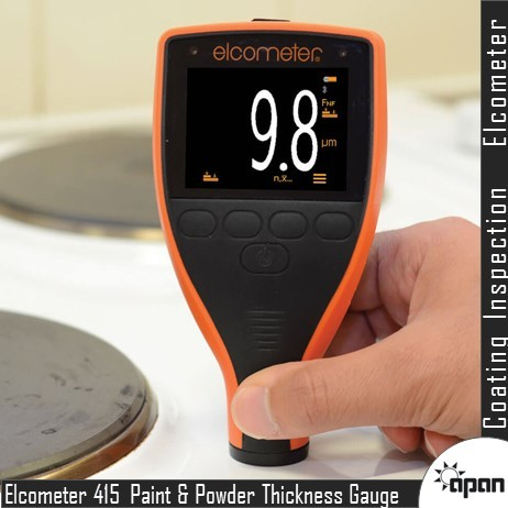 Industrial Paint & Powder Thickness Gauge