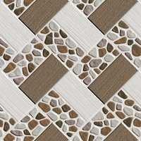 Modern Pattern Ceramic Floor Tiles For Hotel