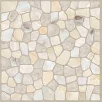 Pebble Ceramic Floor Tiles For Hotel