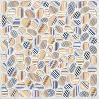 Pebble Floor Tile Home Design