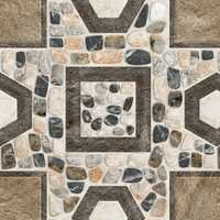 Pebble Stone Flooring Tiles