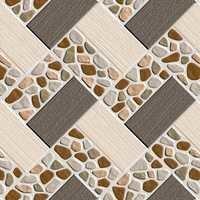 Retro Look Gallery Floor Tiles