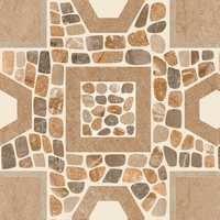 River Rock Pebble Floor Tiles For Spa