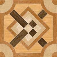 Royal Pattern Wooden Floor Tiles