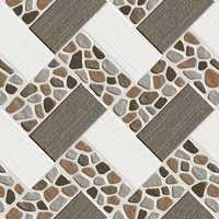 Satin Finish Floor Tiles For Hotel Lobby