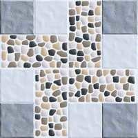 Satin Finish Vintage Floor Tiles