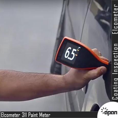 Elcometer Paint Meter