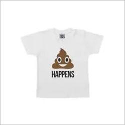 Simple Print T Shirt