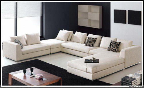 Modern Sofa Set In Delhi, Delhi - Dealers & Traders