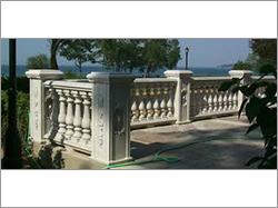 Concrete Railing Balusters