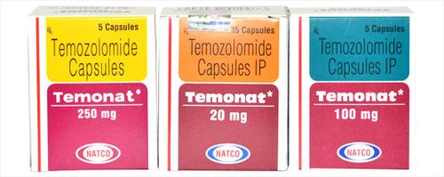 Temozolomide Temonat