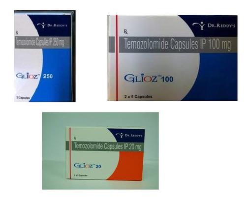 Temozolomide Glioz