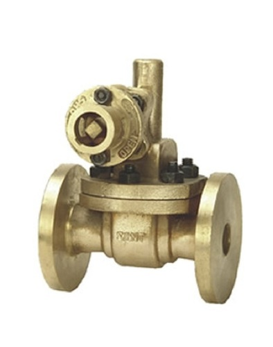 Sant Bronze Parallel Slide Blow Off Valve IBR 16