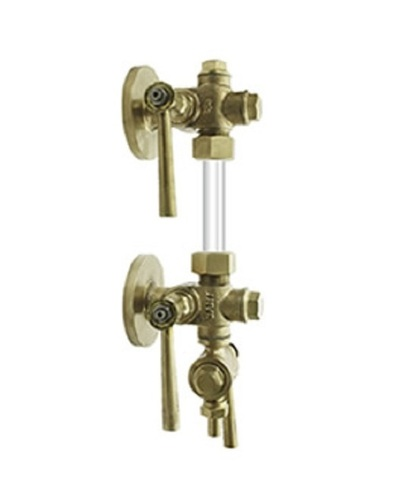 Sant Bronze Sleeve Packed Water Level Gauge IBR 11A