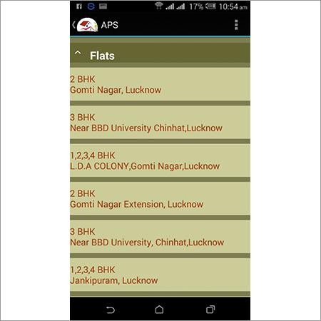 Mobile Apps Designing Solution