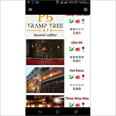 E-Commerce Mobile Business Apps