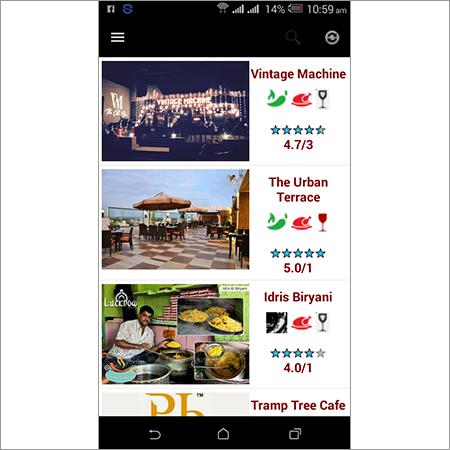 E-Commerce Hotel Mobile Apps