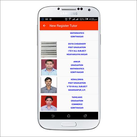 Android Platform App Development