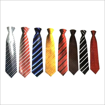 Corporate Silk Ties