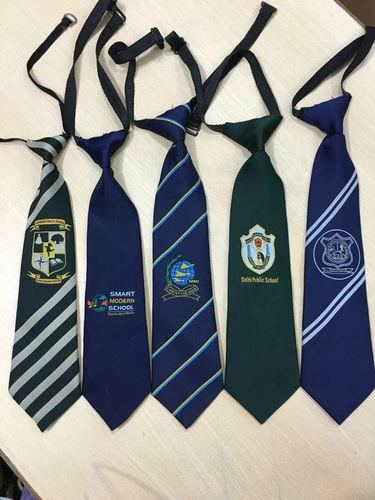 Custom School Ties