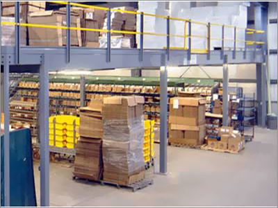 Industrial Modular Mezzanine Floors