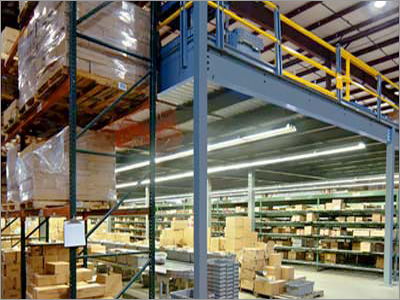 Industrial Mezzanine Floors