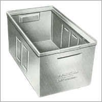 Hopper Front Tote Bins
