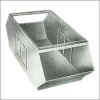 Double Hopper Front Tote Bins