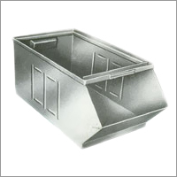 Single Hopper Front Tote Bins
