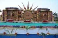 Mandap Decoration Materials