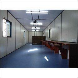 Modular Office Cabin Workstation