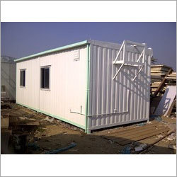 Prefabricated Site Offices Cabin