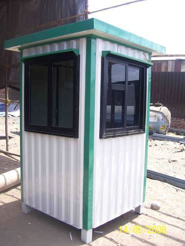 Portable Toll Booth