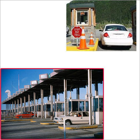 Toll Booth for Roadway