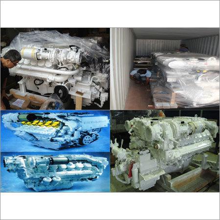 HP Marine Engine {100-1800 }