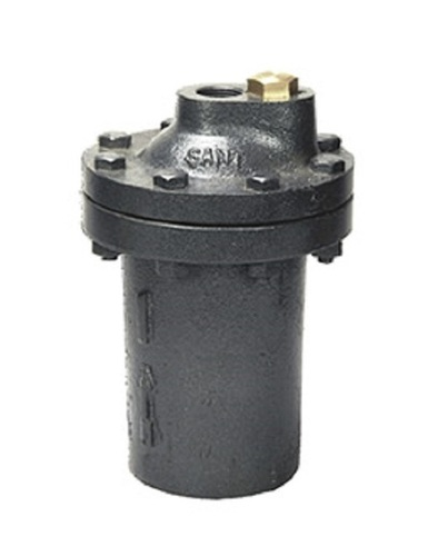 Sant CI Vertical Inverted Bucket Type Steam Trap